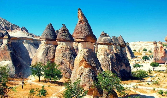 CAPPADOCIA THREE DAYS FROM ANTALYA - THINGS TO DO IN ANTALYA AND TOURS
