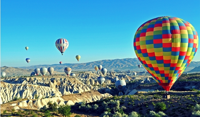 CAPPADOCIA THREE DAYS FROM SIDE - THINGS TO DO IN SIDE AND TOURS