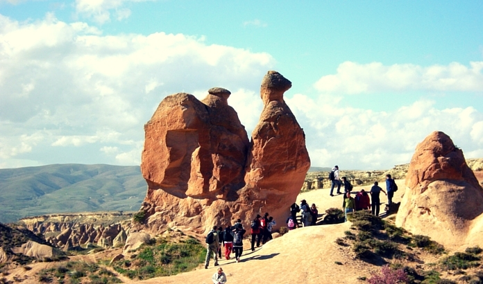 CAPPADOCIA TWO DAYS FROM BELEK - THINGS TO DO IN BELEK AND TOURS