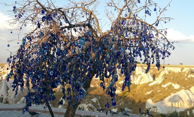güvercinlik vadisi nazar ağacı