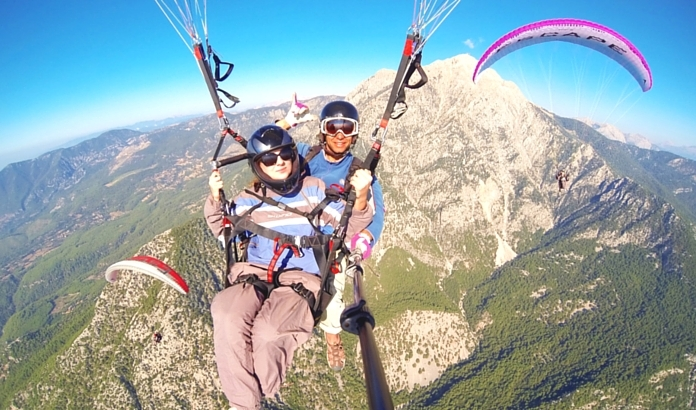 KEMER TAHTALI PARAGLIDING - THINGS TO DO IN KEMER AND TOURS