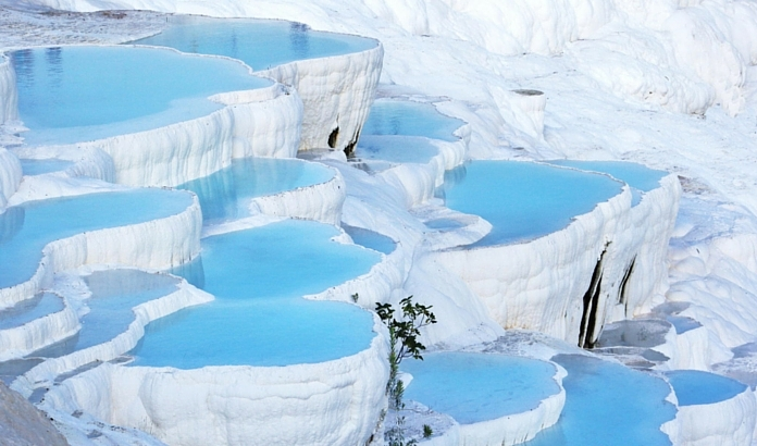 PAMUKKALE TWO DAYS FROM BELEK - THINGS TO DO IN BELEK AND TOURS