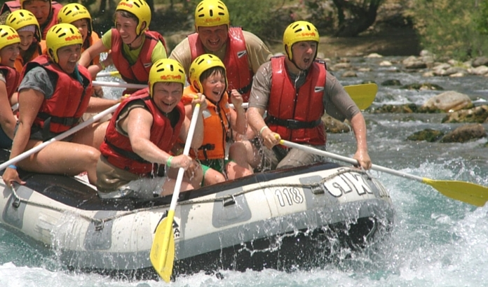 RAFTING IN ALANYA - THINGS TO DO IN ALANYA AND TOURS