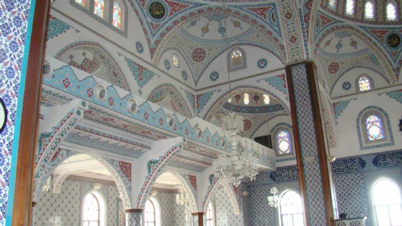 мечеть в сиде
