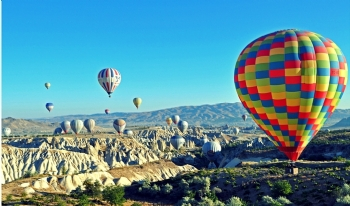 CAPPADOCIA THREE DAYS FROM SIDE