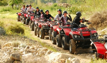 MARMARİS ATV TURU