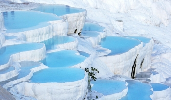 PAMUKKALE TWO DAYS FROM ALANYA