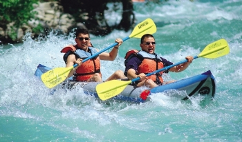 RAFTING IN ALANYA